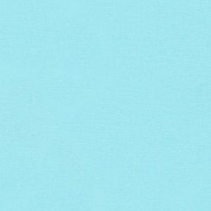 Plain Aqua Fabric