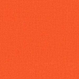 Plain Orange/Coral Fabric