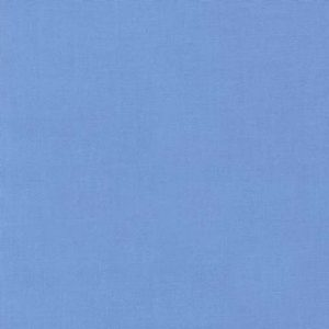 Plain Blue Fabric