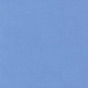 Plain Blue Fabric