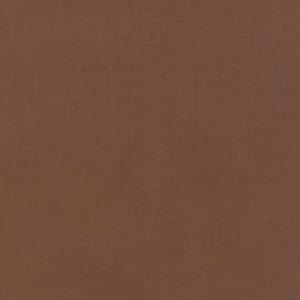 Plain Cream/Brown Fabric