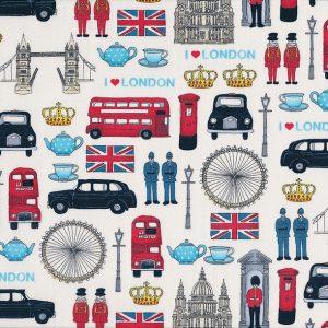 Makower I Love London Range